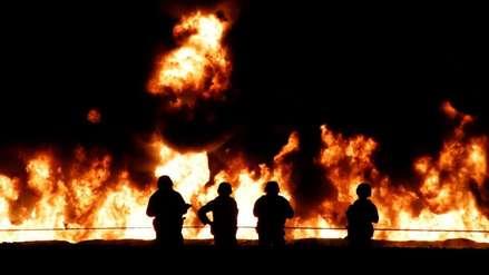 Tragedia en México   Explosión en ducto de combustible deja 66 muertos