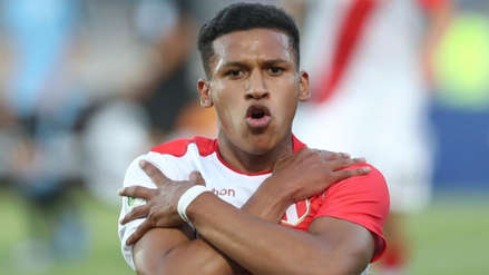 Selección Peruana Sub 20 | Fernando Pacheco y sus emotivas palabras tras anotarle a Uruguay