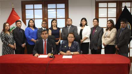Corte Especializada expresó su rechazo a publicaciones que afectan dignidad de jueces