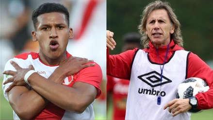 Ricardo Gareca estará en el segundo partido de la Selección Peruana Sub 20