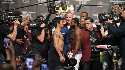 Manny Pacquiao vs. Adrien Broner: la millonaria cifra que se llevará cada uno por pelear en Las Vegas
