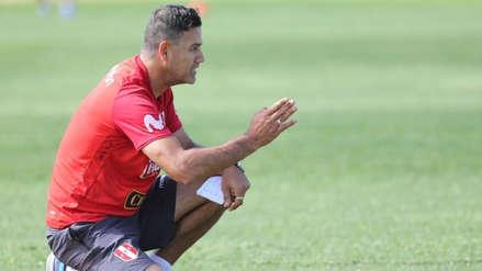 Daniel Ahmed 'espió' a Paraguay en el duelo ante Argentina