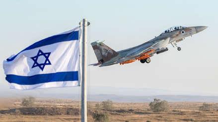 Ejército de Israel bombardea objetivos iraníes en Siria