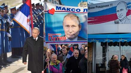Vladímir Putin fue recibido como una 'superestrella' en Serbia: ¿por qué es un ídolo popular en este país?