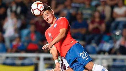 Jugador chileno que llamó