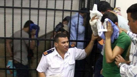 Egipto: Condenan a un año de cárcel a presentador por entrevistar a joven homosexual