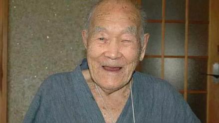El hombre más viejo del mundo murió a los 113 años en Japón