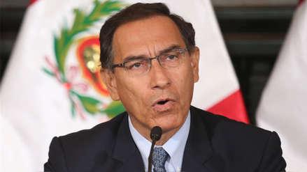 Experto afirma que denuncia constitucional contra presidente Vizcarra deberá esperar hasta 2021