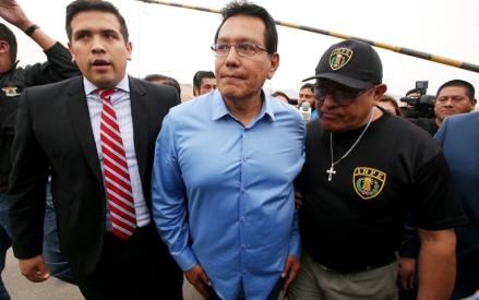 Ministerio del Interior ofrece S/20,000 por paradero de Félix Moreno