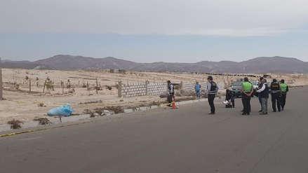 Arequipa: Hallan cuerpos de madre e hijo en costales