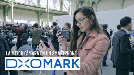 DxOMark: Estos son los teléfonos que tienen las mejores cámaras de fotos en el 2018