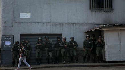 Militares sublevados contra Nicolás Maduro en Venezuela fueron detenidos