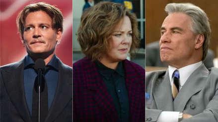 De Johnny Depp a John Travolta: Todos los nominados a los Premios Razzie que elige lo peor del cine