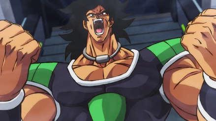 Dragon Ball Super: Broly se convirtió en la tercera película de anime más taquillera de EE. UU.