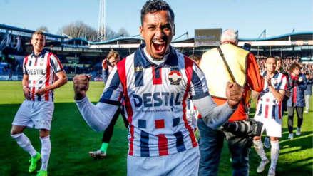 Renato Tapia fue incluido en el equipo de la fecha de la Eredivisie