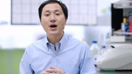 Investigación contra científico chino que modificó bebés concluye que actuó