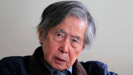 Poder Judicial dispuso que la Policía custodie al expresidente Alberto Fujimori