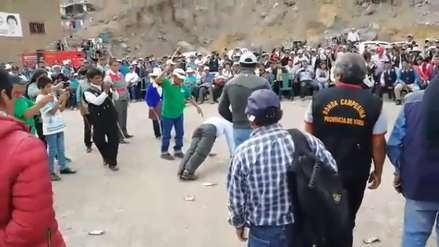 Ronderos castigan a sus dirigentes por presuntos malos manejos en Otuzco
