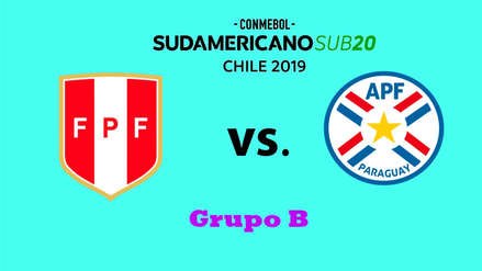 Perú vs. Paraguay: RPP Noticias transmitirá el segundo partido de la bicolor en el Sudamericano Sub 20