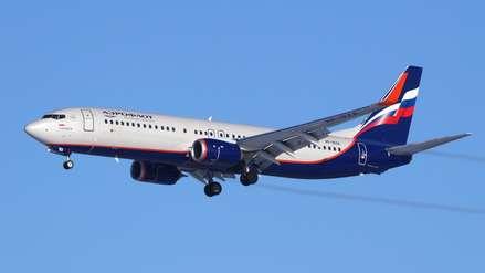 Un pasajero obligó a un avión en Rusia a cambiar de rumbo hacia Afganistán