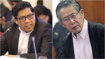 Ministro de Justicia espera que en cinco días se le dé alta médica a Alberto Fujimori