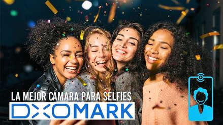 Estos son los mejores teléfonos para tomarte una selfie según DxOMark