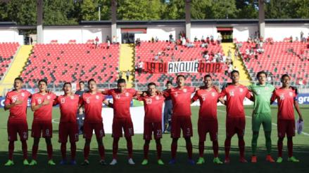 Selección Peruana Sub 20 ¿Qué resultados necesita para clasificar al hexagonal final?