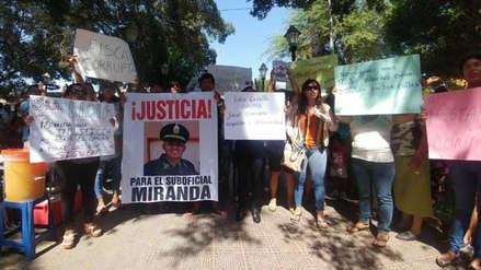 Fiscalía abre investigación a fiscal que pidió prisión preventiva a policía Elvis Miranda Rojas