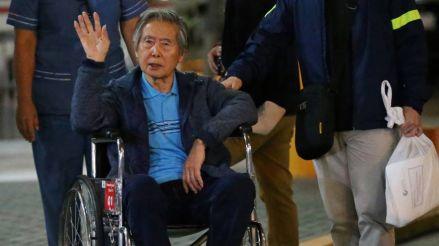 INPE informó a Sala Penal que Alberto Fujimori puede cumplir condena en penal de Barbadillo