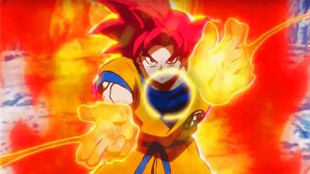 Dragon Ball Super: Broly logró superar el millón de espectadores en Perú
