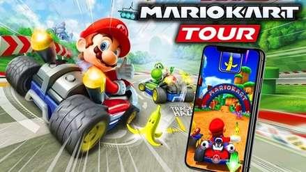Nintendo | Mario Kart Tour llegará a tu celular más pronto de lo que crees