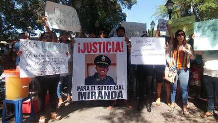A propósito del policía preso en Piura