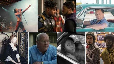Oscar 2019: ¿Cuándo y cómo ver las cintas nominadas a Mejor Película?