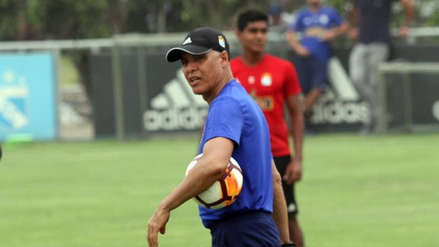 Sporting Cristal: Alexis Mendoza reveló qué posición ha pedido reforzar a la directiva