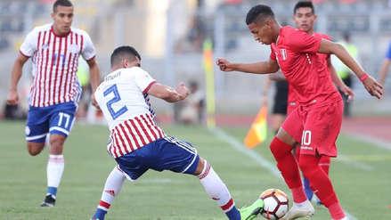 Perú perdió 1-0 ante Paraguay y complicó sus aspiraciones en Sudamericano Sub 20