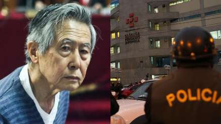 Médico de Alberto Fujimori: