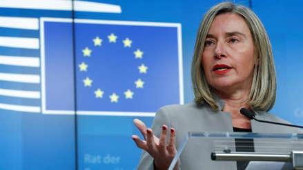 La Unión Europea pide elecciones