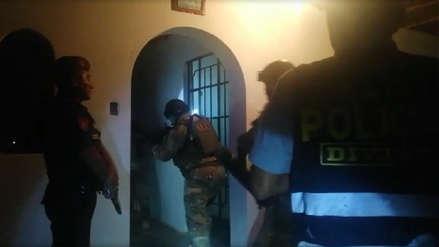 Policía detiene a diez personas en megaoperativo contra 'Los Salvajes de Santa María' en Huacho