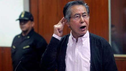 Fuerza Popular: Regreso de Alberto Fujimori a prisión es una
