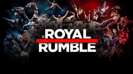 Royal Rumble 2019: todo lo que debes saber sobre la batalla real de 30 hombres