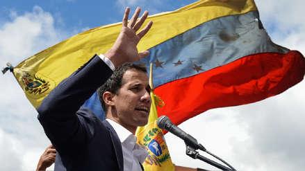 La OEA felicitó y reconoció a Juan Guaidó como presidente interino de Venezuela
