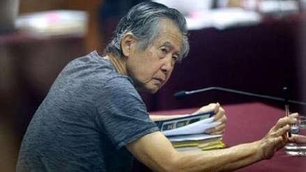 Alberto Fujimori antes de volver a prisión: