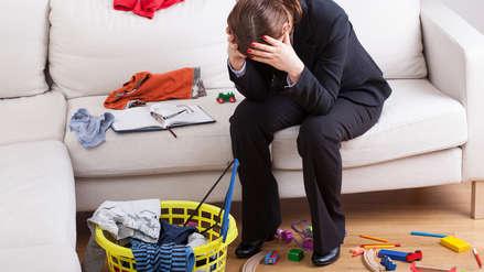 Llevar la carga mental del hogar deteriora el bienestar y la salud de las mujeres, afirma estudio