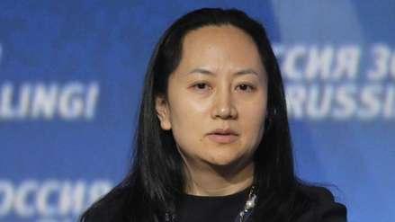 Estados Unidos buscará la extradición de la directora de Finanzas de Huawei