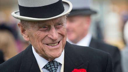 Esposo de la reina Isabel sufrió accidente a los 97 años, salió ileso y volvió a conducir sin cinturón