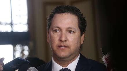 Daniel Salaverry pone plazo a la Comisión de Constitución para aprobar dictamen de la Junta Nacional de Justicia