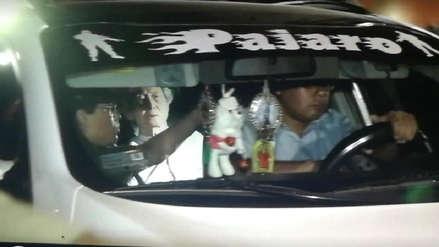 Alberto Fujimori regresó a cumplir su sentencia al penal de Barbadillo