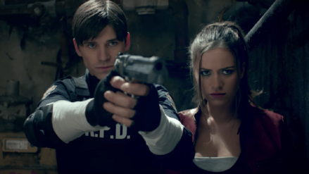 Resident Evil 2 estrena un nostálgico tráiler con personajes reales