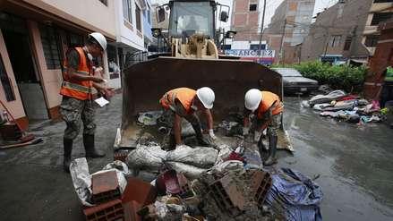Sunafil detecta que personal contratado para limpieza en SJL no cuenta con condiciones óptimas de seguridad