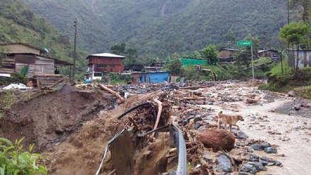 Por lluvias y huaico: once distritos de Ayacucho fueron declarados en emergencia